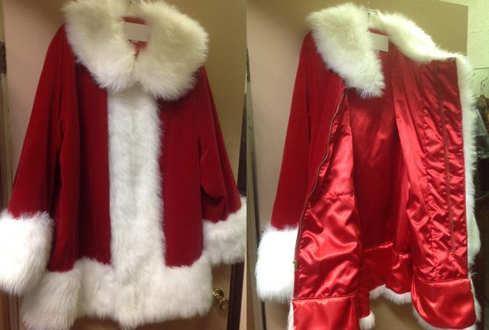 Deluxe Santa Jacket