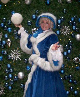 Mrs. G. Claus