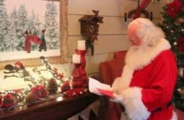 Santa Michael J