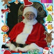 Santa Harley