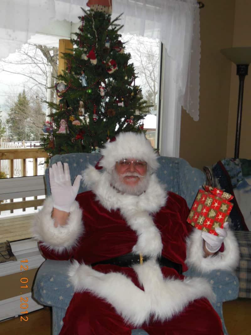 Santa-Bernie