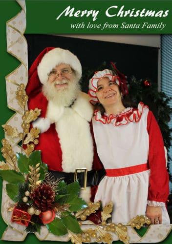 M/M  A Santa
