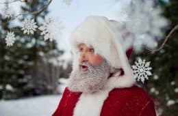 Santa Chris – Edmonton