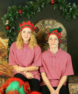 Elves Abby & Jake