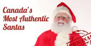 Real Bearded Santa