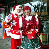 Mr & Mrs G. Claus