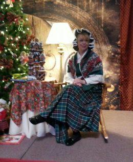 Mrs. P Claus