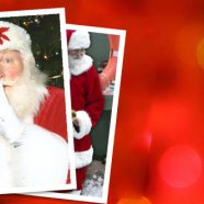 A Santa-for-Rent makes your holiday an Event!
