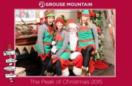 Grouse Mountain Elf Team