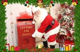 Santa Bruce – Windsor