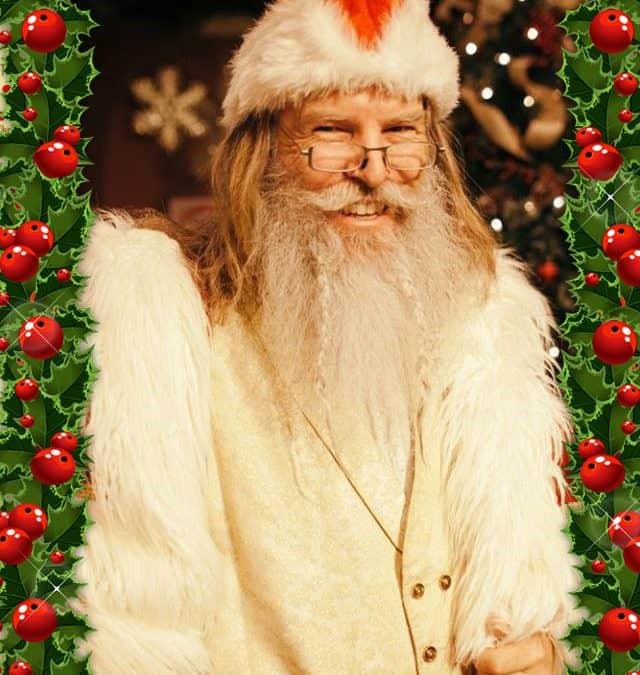 Medieval Santa – Rosebud, AB