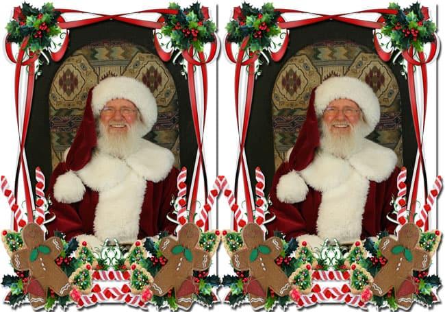 Santa Double David