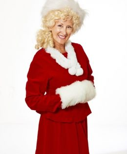 Lovely Mrs. Linda Claus