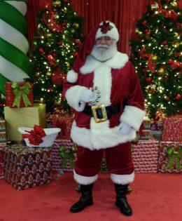Toronto Santa Gerry