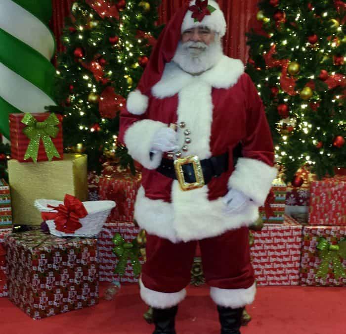 Santa Gerry-Mississauga, On