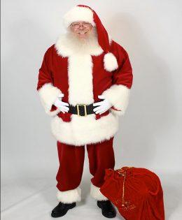 Ho Ho HO Santa J