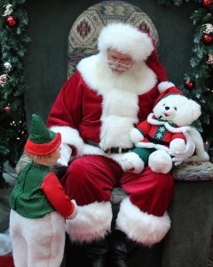 Santa-Derrick