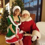 Ontario Parade Santa