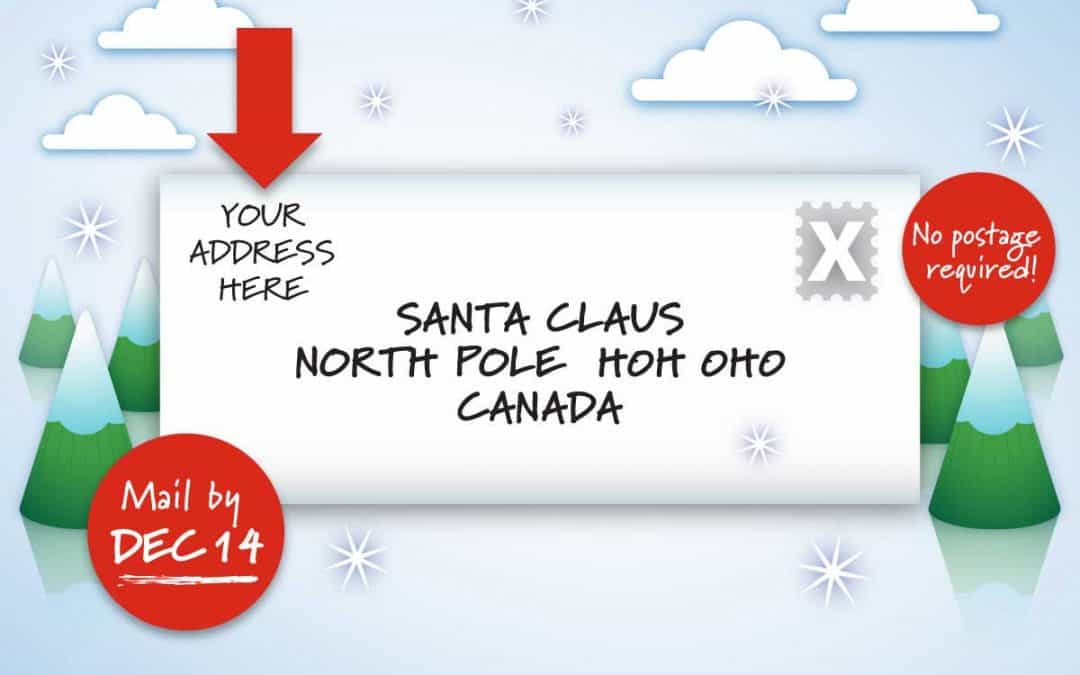 How to Write a Letter to Santa Claus