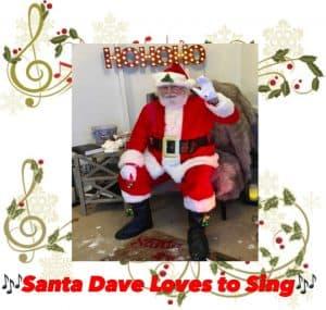 Christmas music Dave