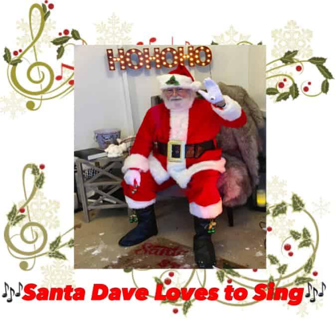 Jingle with Santa Dave