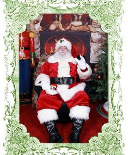 Ontario Santa Gerry