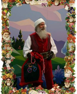 Charity Santa Michael