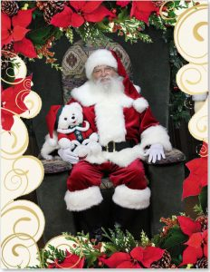 Santa Robert
