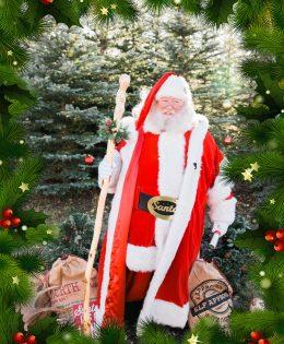 Santa Brian  – Calgary