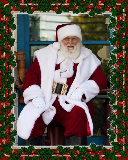 Santa Floyd – Dartmouth NS