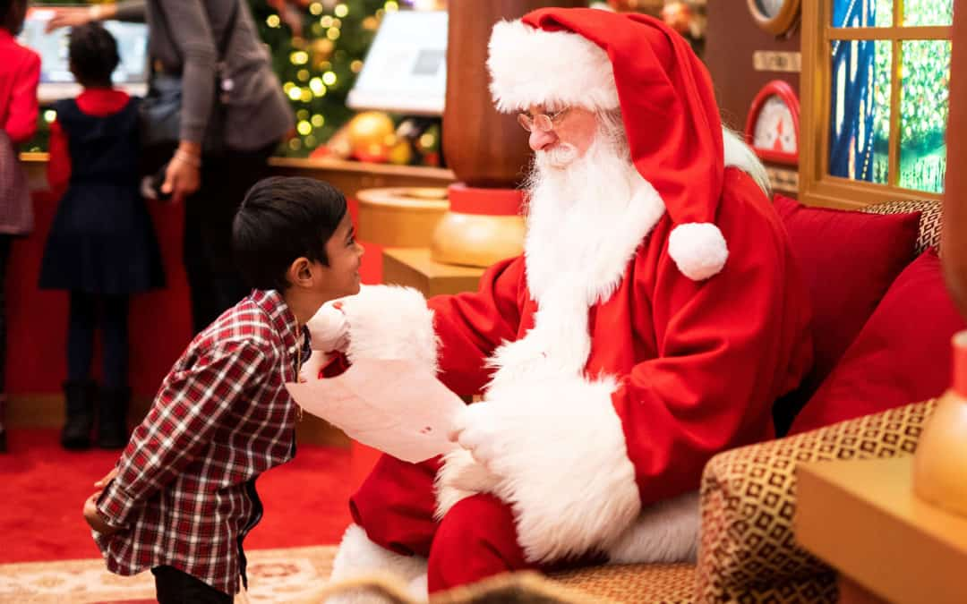 How to Answer Kids Tough Questions About Santa