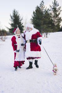 Santa Homepage