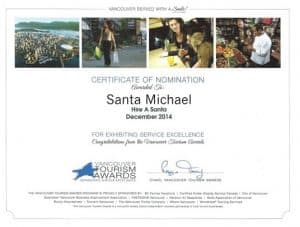 Tourist Bureau Nomination